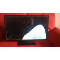 Tv Samsung Led 27.5 Lt28d310lh Tela Lcd Quebrada