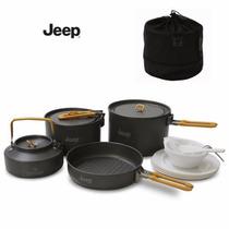 Utensilios De Cocina De Campamento Jeep
