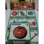 Gcg Juego Didactico Loteria Verduras Ingles Español Bilingue