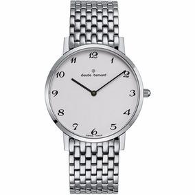 Reloj Claude Bernard Classic Slim 202023mbb Ghiberti