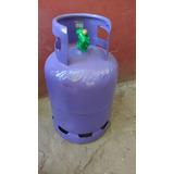 Garrafa De 10 Kg Envase + Carga De Gas. La Plata