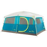 Coleman Tenaya Lake 8 Personas Camping Carpa Carry Ruedas