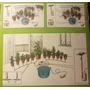 Sistema De Riego Y Fertilizacion Automatico Para 12 Macetas