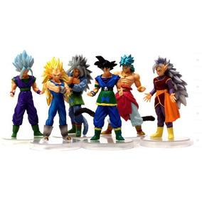 Figuras De Dragon Ball Z, Venta Por 3 Unidades, Nuevas