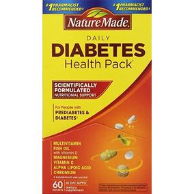 Suplemento Nutricional Para El Diabetico O Prediabetico