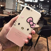Funda Hello Kitty Frost Case Protector Tpu Iphone 7