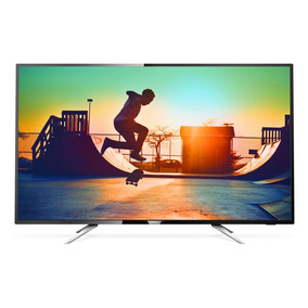 Smart Tv Led 50 Philips 50pug6102/78 Uhd 4k Hdmi Usb Wi-fi