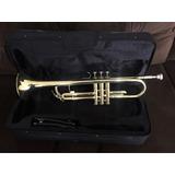 Trompete Holton U S A T602 Sib Laqueado