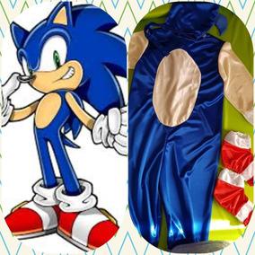 Disfraz De Sonic
