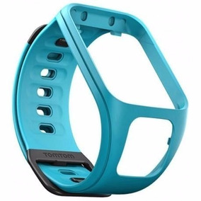 Pulseira Tomtom Azul Claro Runner Spark 3 Watch Strap Small