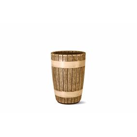 Vaso De Planta Tina 60 Envelhecido Nutriplan