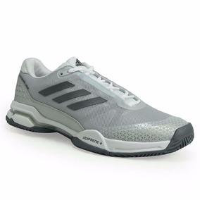 Zapatillas adidas Tenis Barricade Club Gris C/blanco