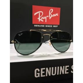 5eb52fdf2b7ec Oculos Rayban Espelhado Aviador Verde - Óculos De Sol no Mercado ...