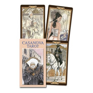 Casanova Tarot, Con Folleto Multilingue