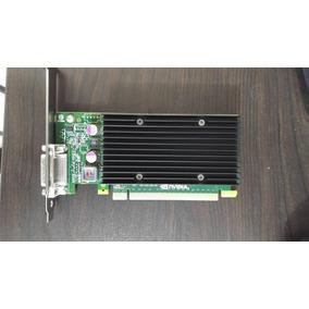 Tarjeta De Video Nvidia Quadro Nv300 512 Mb Con Cable