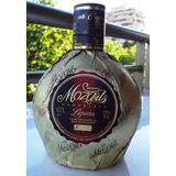 Botella Vacia - Vidrio - Licor Chocolate Mozart - Austria