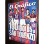 Revista El Grafico 32 100 Idolos De San Lorenzo Szw