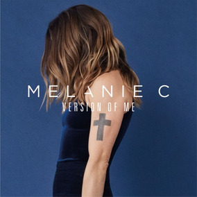 Cd Melanie C Version Of Me Spice Girls Lacrado Original