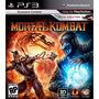 Mortal Kombat 9 + Twisted Metal 2x1 Ps3
