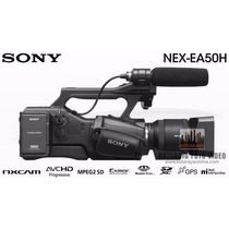 Sony Nex-ea50 Filmadora Profissional, Nova !! Abaixou !!!