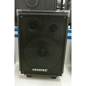 Caixa Amplificada 8000w Rms Com Rodinhas Super Praticas