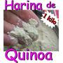 Harina De Quinoa Integral Artesanal Fresca 1kg Quinua Gluten