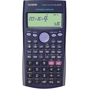 Calculadora Casio Cientifica / Dos Lineas Mod:fx82es