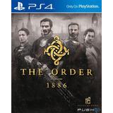 The Order 1886 Digital Ps4 2017 Envio Rapido
