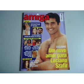 Amiga Nº 1487 - Luciano Szafir Scheila C. Gerson Brener Fafa