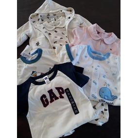 Lote De 2 Body Baby Gap Original