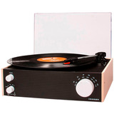 Tocadiscos Crosley Switch Con Bluetooth Y Radio Am/fm