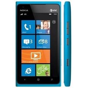 Celular Barato Nokia Lumia 900 Windows 8mp Wifi 16gb 4g Gps