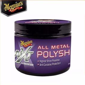 Polidor Metais Nxt All Metal Polysh 142g - G13005 - Meguiars