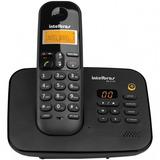 Telefone Intelbras Ts 3130 Sem Fio Dect 6.0 Até 70 Contatos