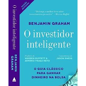 Investidor Inteligente Livro Benjamin Graham Frete Gratis