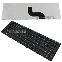 Teclado Original Acer E1-571-6644 Mp-09g36pa-6981w Q5wph Br