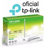 Roteador Wireless Tp-link Tl-wr720n 150mbps C/ 1 Antena Fixa