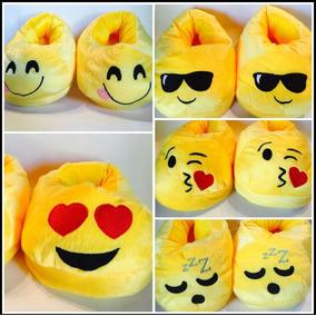 Pantuflas Emojis Para Chicos