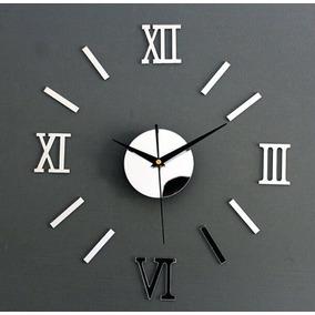 Relógio Parede Monte Vocêmesmo Espelho Sala Cozinha