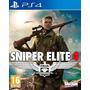 Sniper Elite 4 Ps4 Fisico Nuevo Xstation