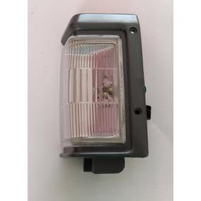 Lanterna Dianteira Aro Cinza Nissan Pathfinder Até 95 Le