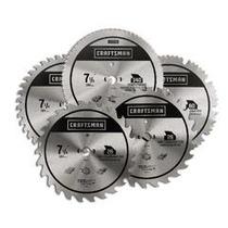 Discos Para Sierra Circular Craftsman + Envio Gratis