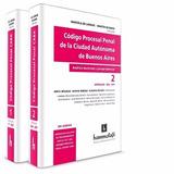 Código Procesal Penal Caba Comentado - De Langhe - Ocampo