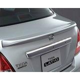 Aleron Trasero Nissan Tiida 4 Ptas