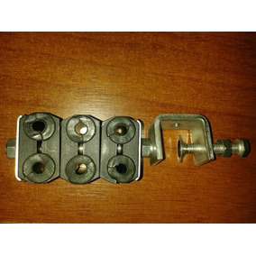 Soportes De Cable Coaxial Rg-8 Para Torres