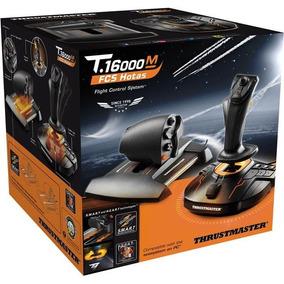 Thrustmaster T.16000 M Fcs Hotas + Palanca De Gas