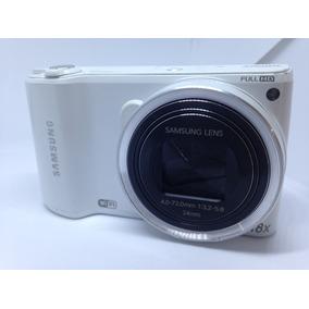 Camera Digital Samsung Wb5080f Verde S/cabo/bateria