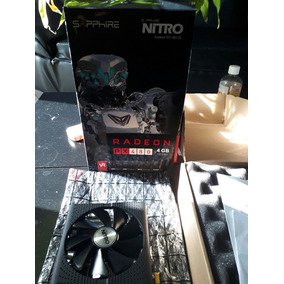 Tarjeta De Video Sapphire Radeon Nitro+ Rx 480 4gb Gddr5