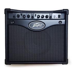 Amplificador Para Guitarra Peavey Rage 158 15w