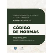 Código De Normas Do Foro Extrajudicial Cnfe (prov. 295/2020)